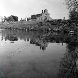 Linton Church, River Wharfe